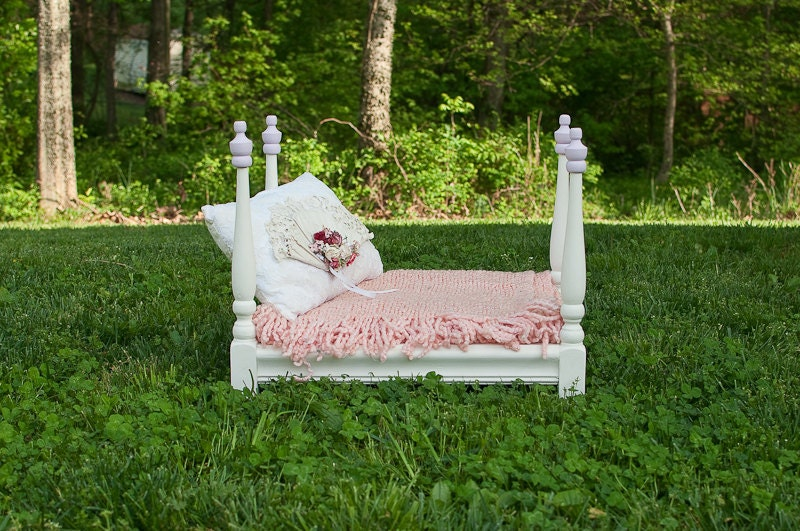 Newborn Post Bed Photo Prop One Of A Kind By Itsafind On Etsy