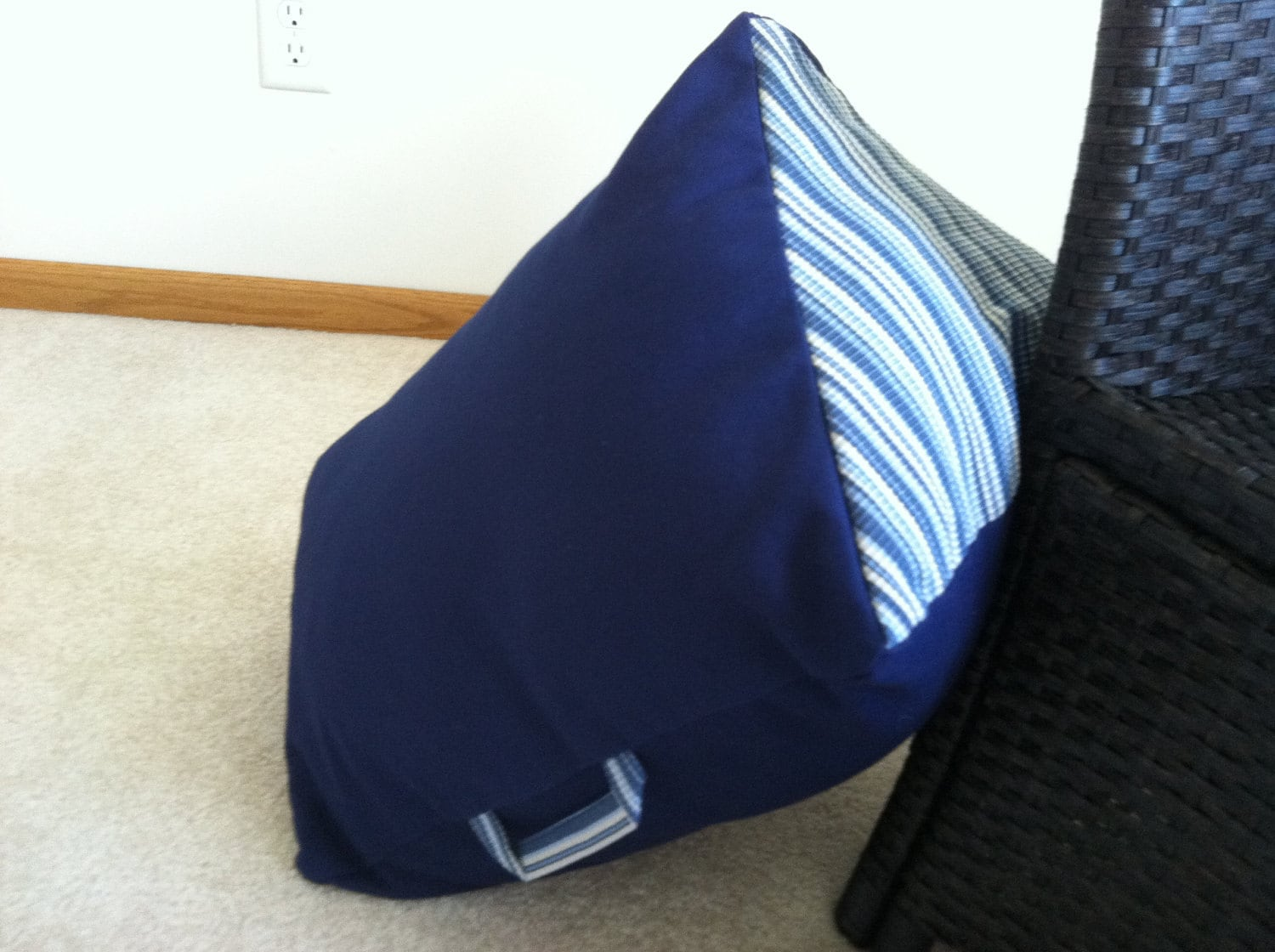 Cheese Wedge Pillow Support Your Legs And Back By