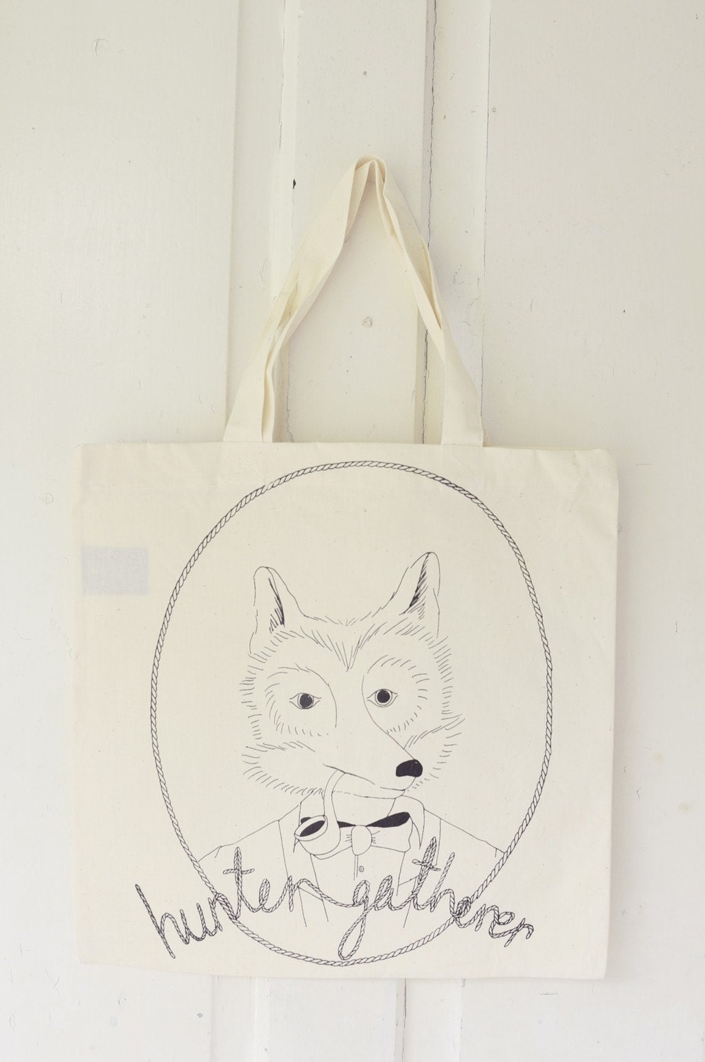 I am the Mr Fox Tote bag