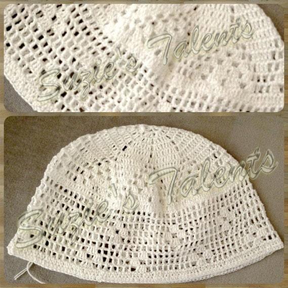Crocheted Kufic Hat Patterns Online Crochet Patterns Crochet Kufi
