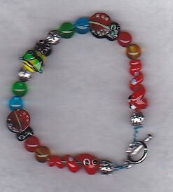 BeeBeads Children's Bracelet Great for the Summer