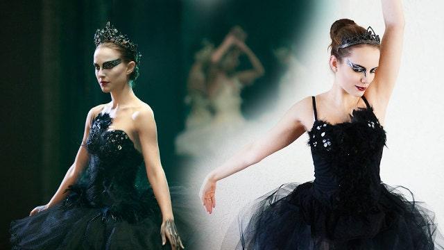 Black Swan Costume Handmade - MadeByCarlijn