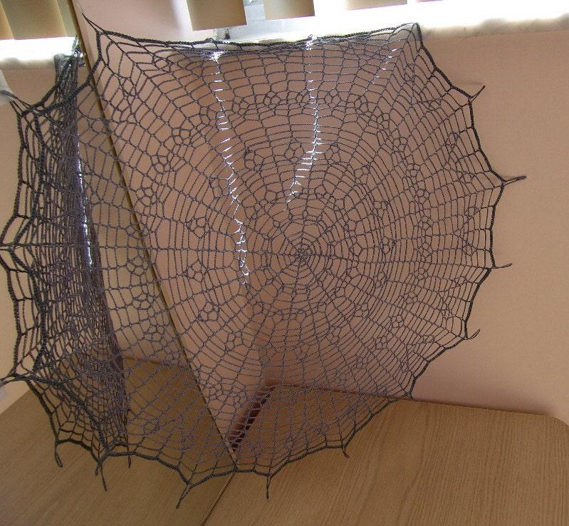 Web Decor: Items Similar To Spider Web Decoration (02) On Etsy