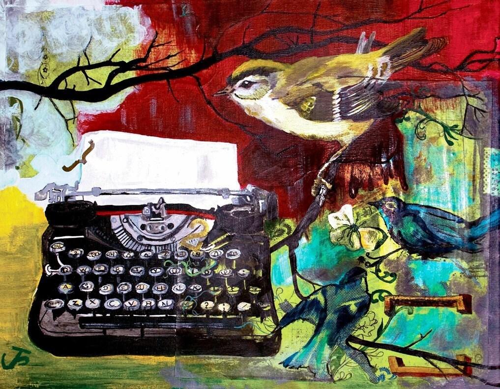 Print (Fiction)