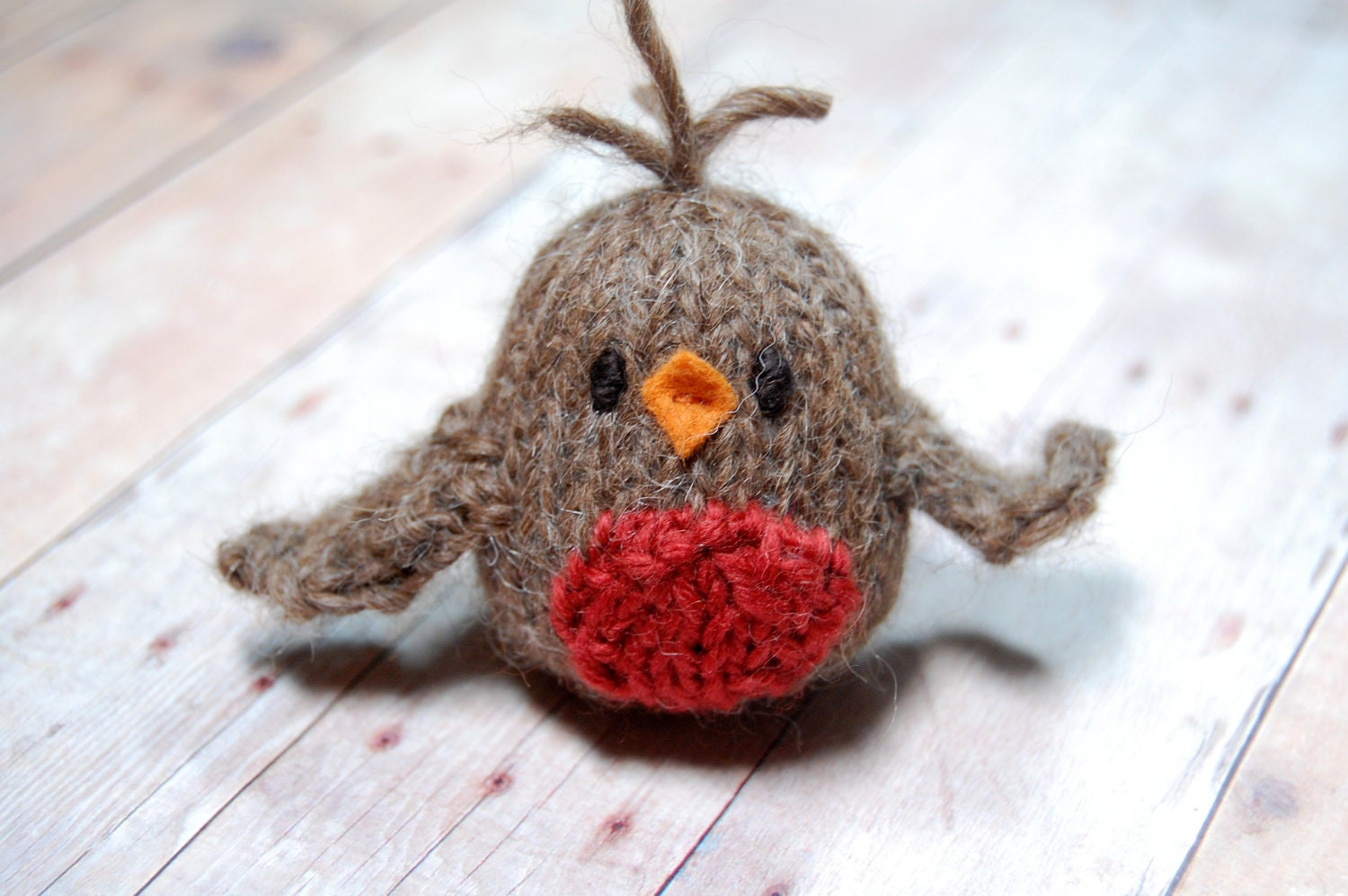 Knitting Pattern Robin : Unavailable Listing on Etsy