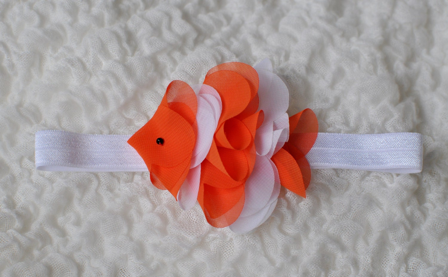 Clown fish headband finding nemo costume by bellasbowtique2008 for Clown fish costume