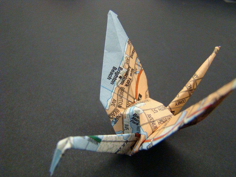Decorative Folds - Hand-made Origami Decorations