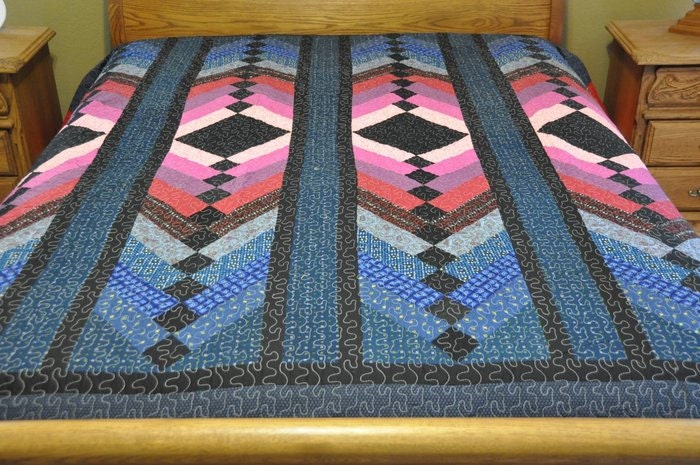 King Size French Braid Pattern Complete Quilt By Lovequilting