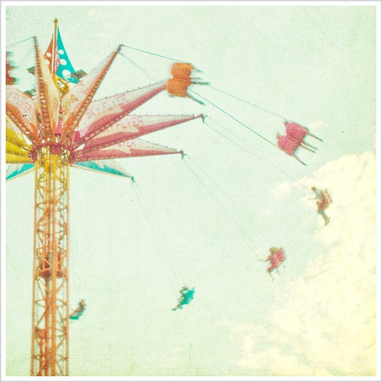 Skyflier Summer Fun by Depuis Decorative Photography on Etsy