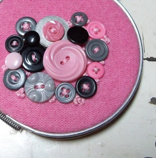 Pink Black Gray No. 4