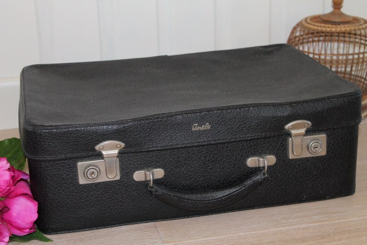 Vintage Antler Suit CaseVintage LuggageVintage CaseLeather Suitcase (2002X) SALE