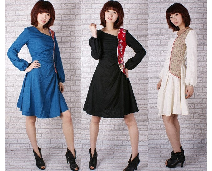 لباس چهل تکه به سبک چینی