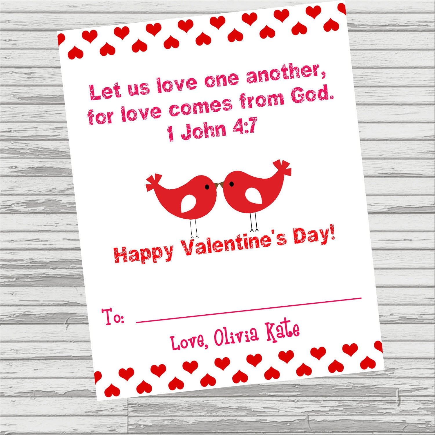 valentines day bible verse for wife popular items for 1 john 4 on etsy