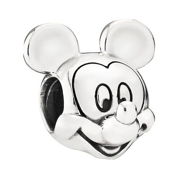 Pandora Disney Mickey silver charm 791586