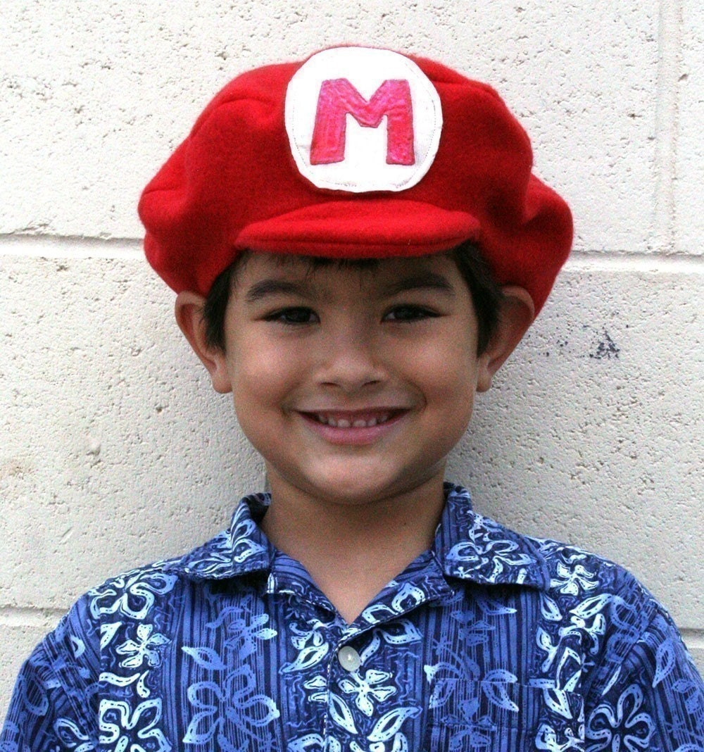 Super Mario Bros Hat