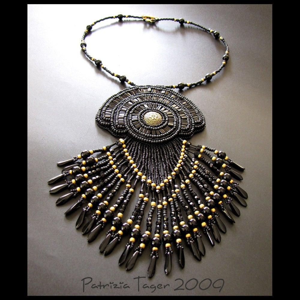 Black Sun - Necklace