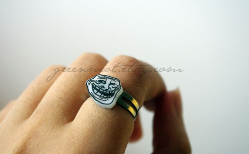 Internet Meme Rings - ANY 3
