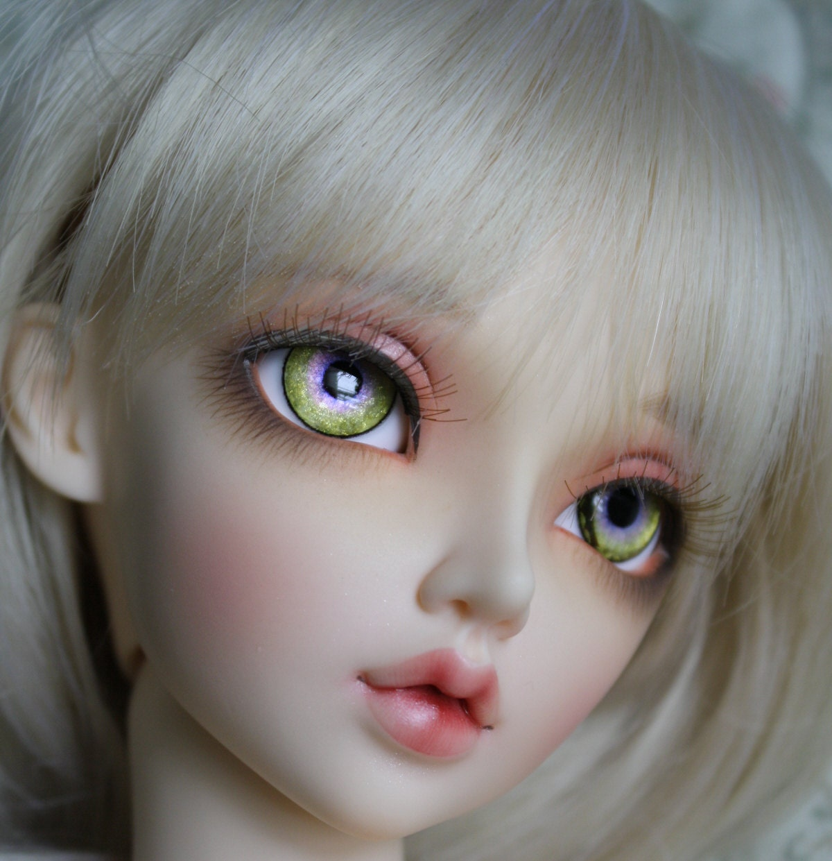 BJD eyes Doll eyes Hand Made available in 12141618202224mm Apple Cinnamon made to order