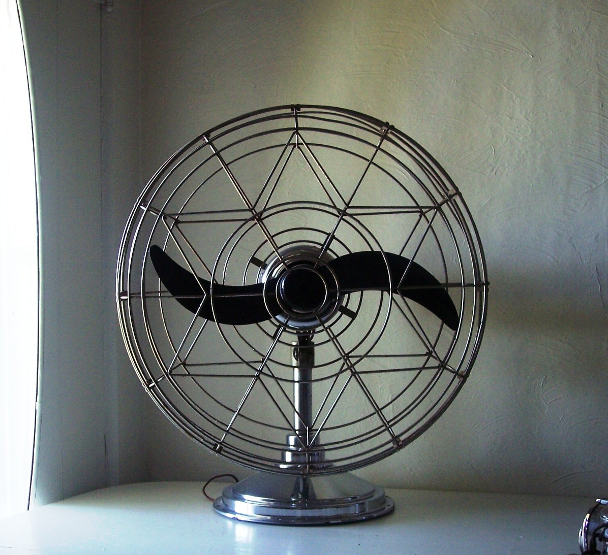 Big Fresh Nd Aire Vintage Electric Fan By Allthebestvintage
