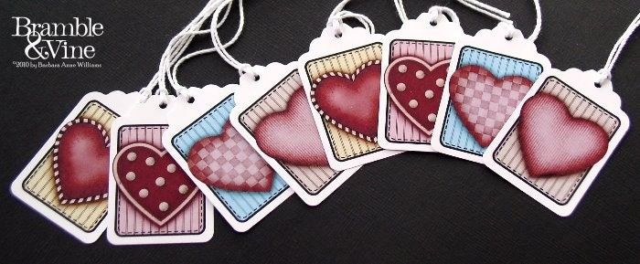 Have A Heart Gift Tags