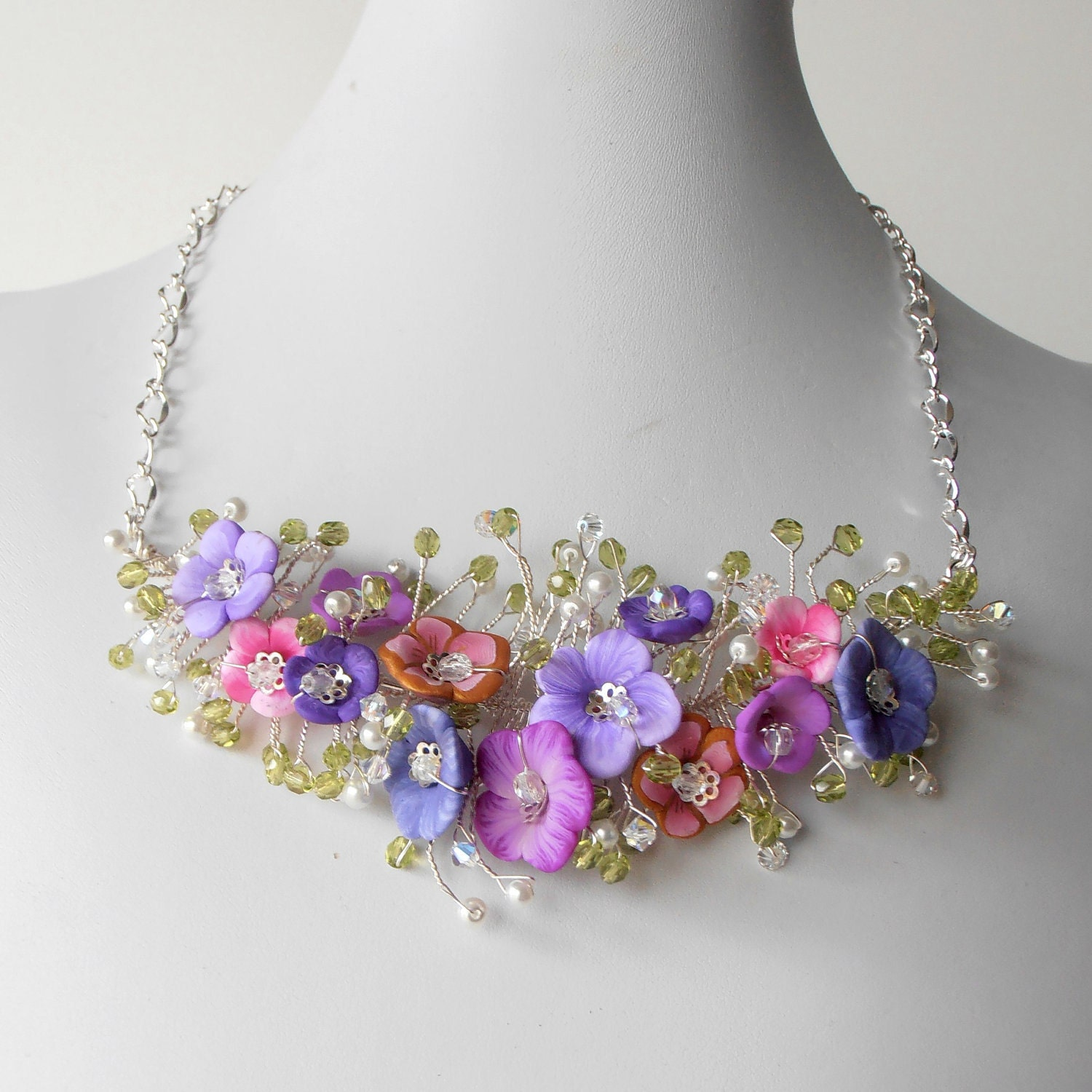 fivelittlegems necklace