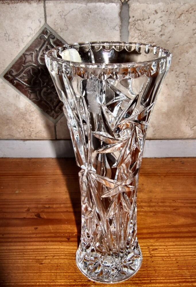 Crystal Lenox Star Bud Vase By Inventionbynecessity On Etsy