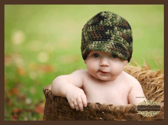 Crochet Baby Hunting Hat Pattern : 301 Moved Permanently