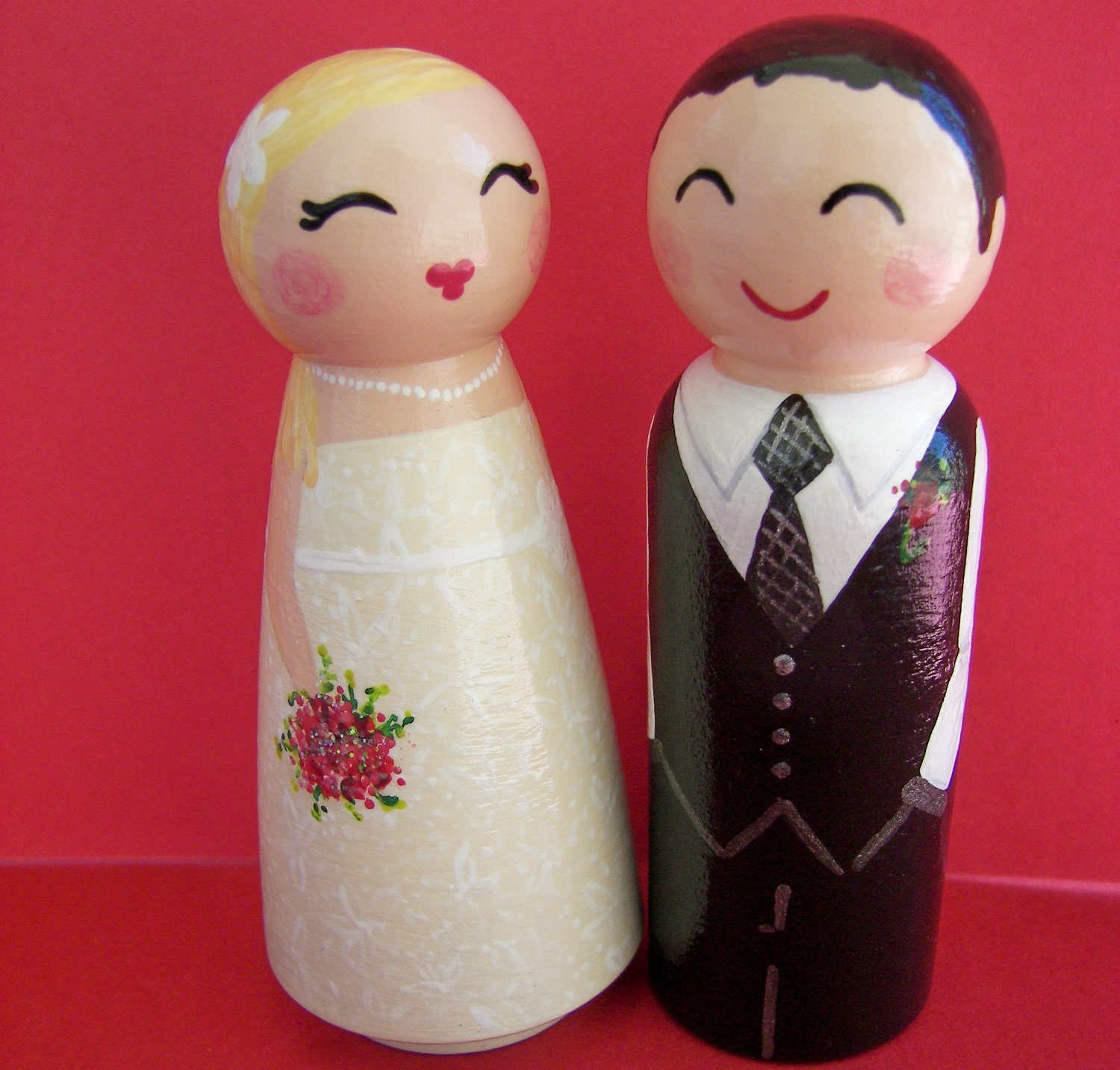Information for Custom Wedding Cake Toppers Photos are preferred when they