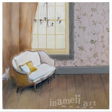 Popular items for living room painting on Etsy