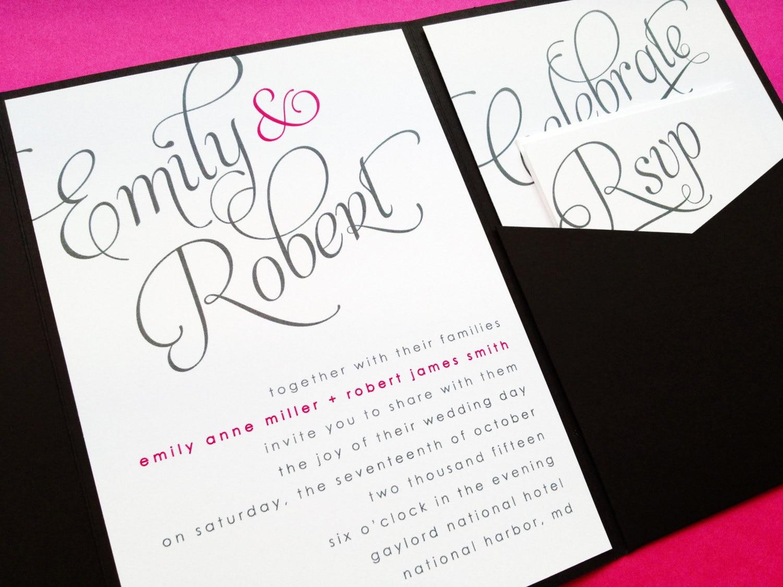 Popular items for wedding invitation on Etsy