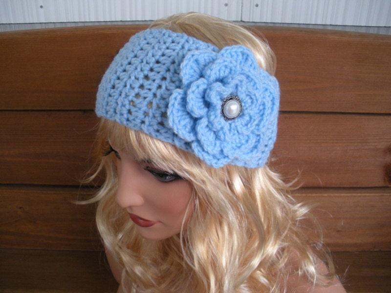 Women Headband Crochet Headband Winter Fashion Hair Accessories Women