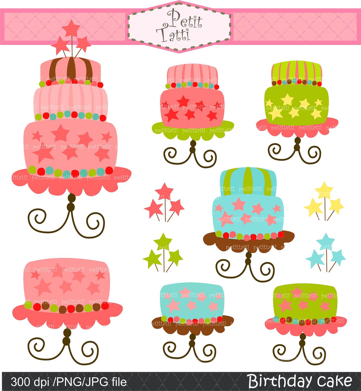 Free Clip Art Angel Food Cake