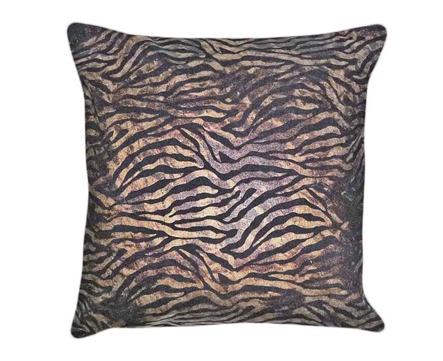 Animal Print Floor Pillows : SALE Oversized Floor Pillows Animal Print by PillowThrowDecor