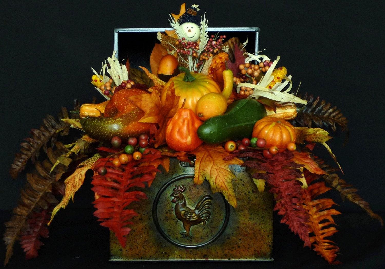 Thanksgiving Centerpiece - Item 154
