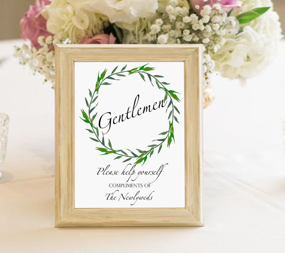 Hospitality baskets wedding