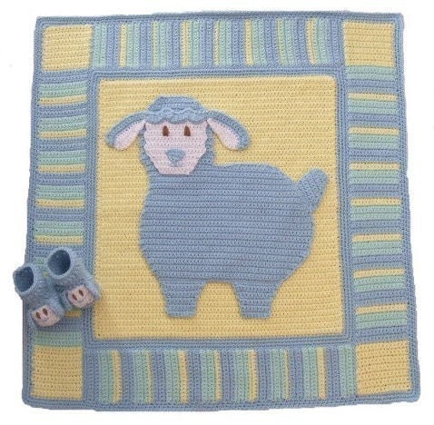 Easy Lap Blanket Patterns to Crochet | eHow.com