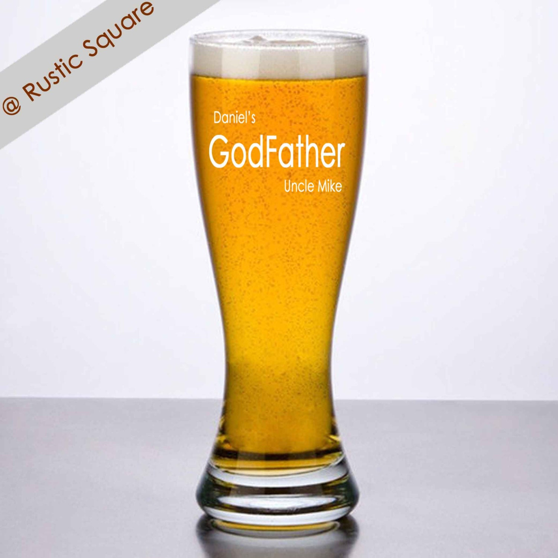 Godfather beer bottle