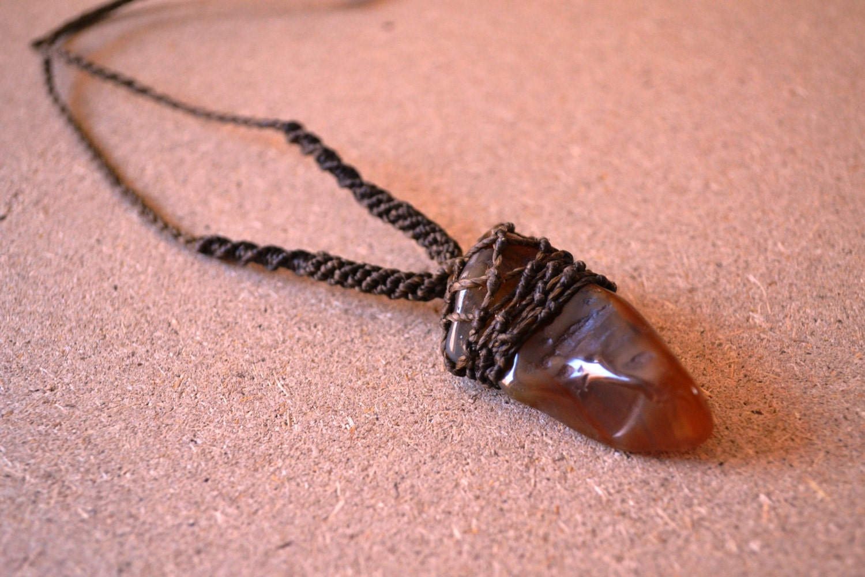 orange opal necklace s necklace s jewelry by