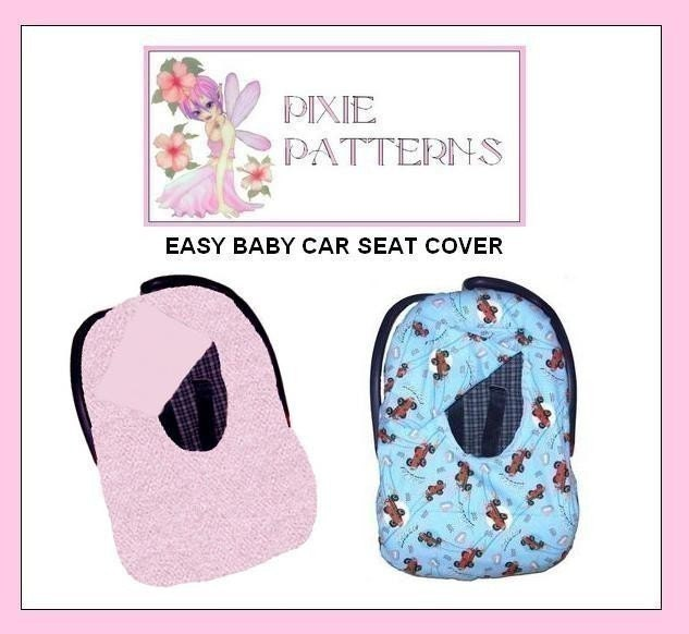 Covering Car Seat With Blanket