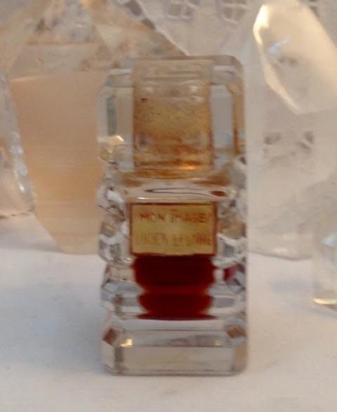 Lucien Lelong Mon Image 15 ml. or 0.5 oz. Flacon Pure Parfum Extrait 1933 Paris France ..