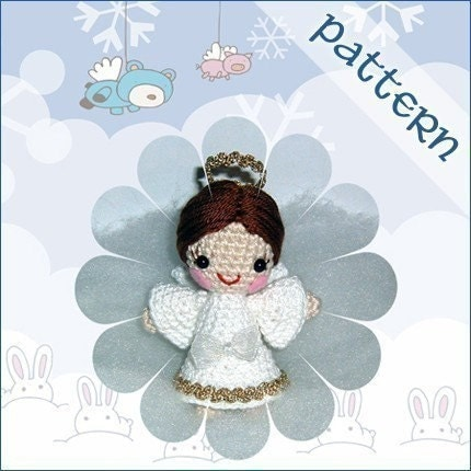 PDF Pattern - Xmas Angel