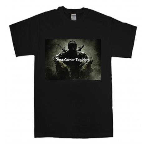 call of duty black ops t shirt. Call of Duty Black Ops Men#39;s