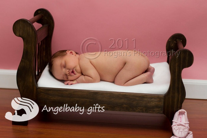 Doll bed/newborn photography prop The Hette SALE