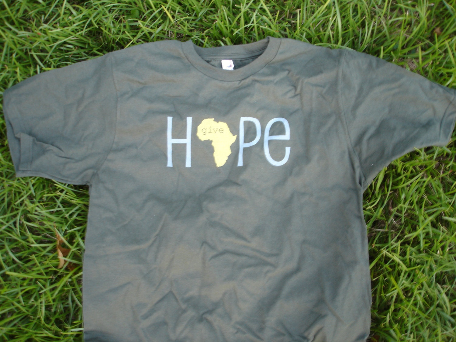 Give Hope Africa Adoption T-shirt (Unisex)