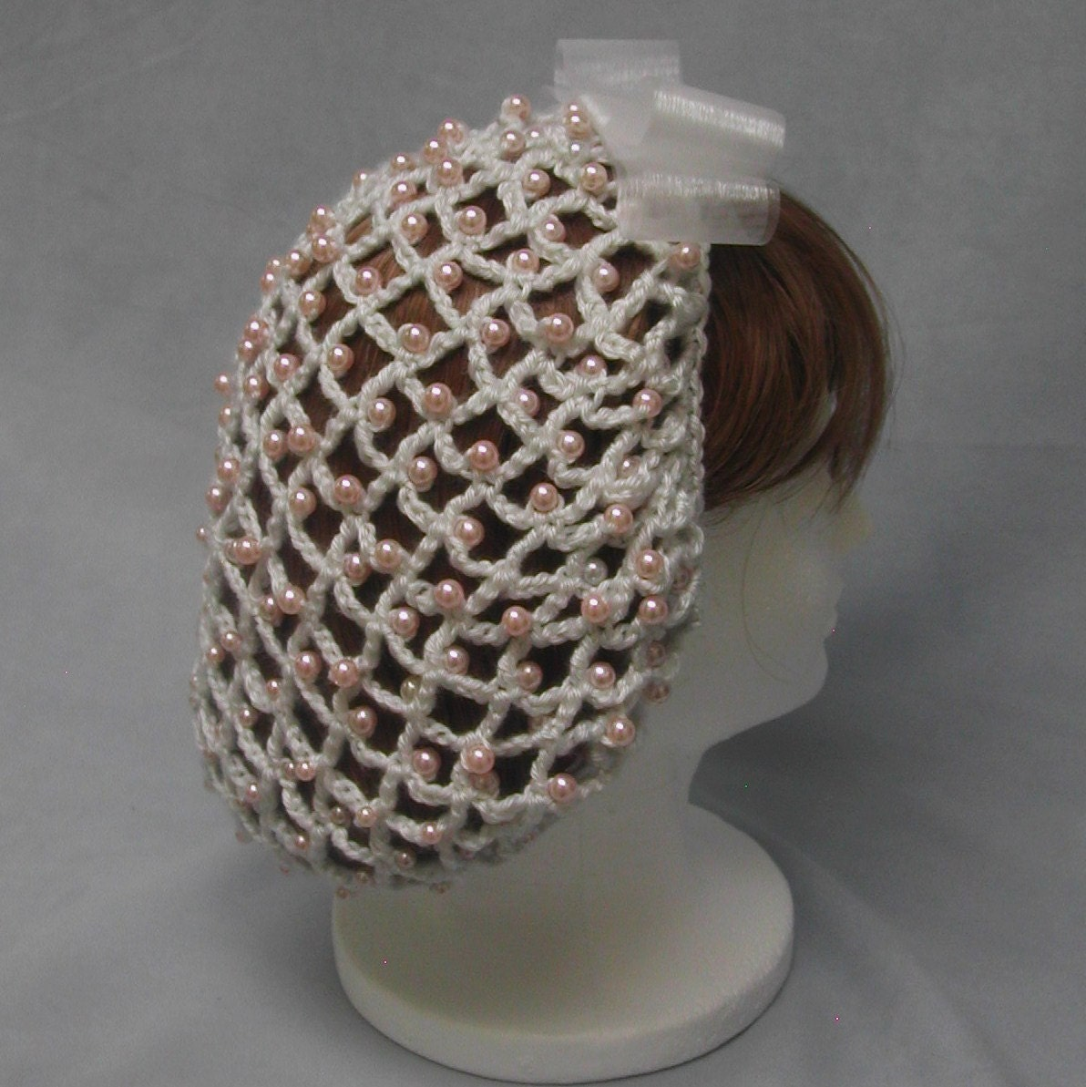 Crocheted Hair Accessories - InReach - Business class colocation