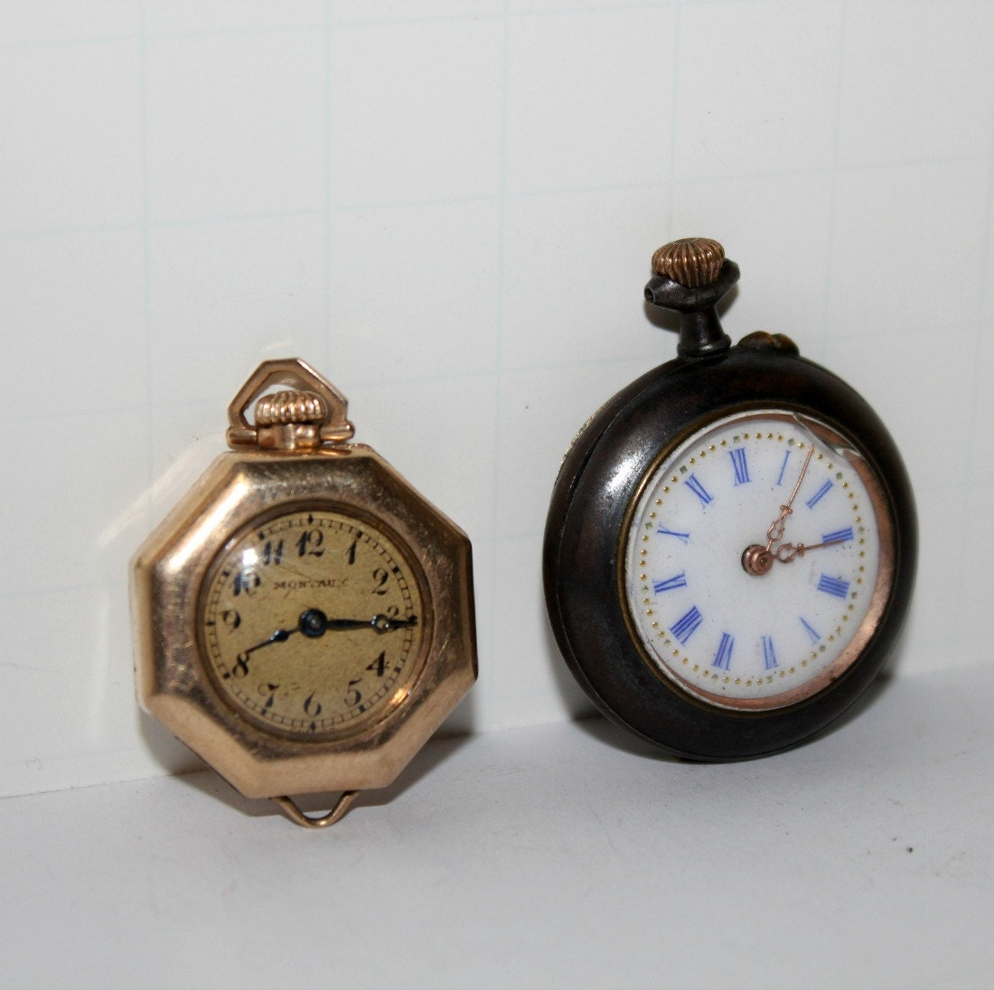 items similar to 2 antique s pocket watches