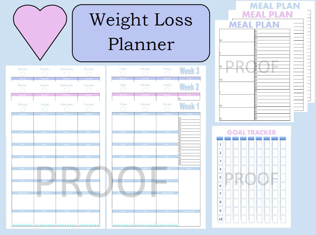 graphic relating to Weight Loss Journal Printable named Printable pounds reduction magazine Diet program and a nutritious overall body