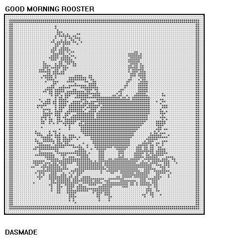 Filet Crochet Edging Pattern Crochet And Knitting Patterns