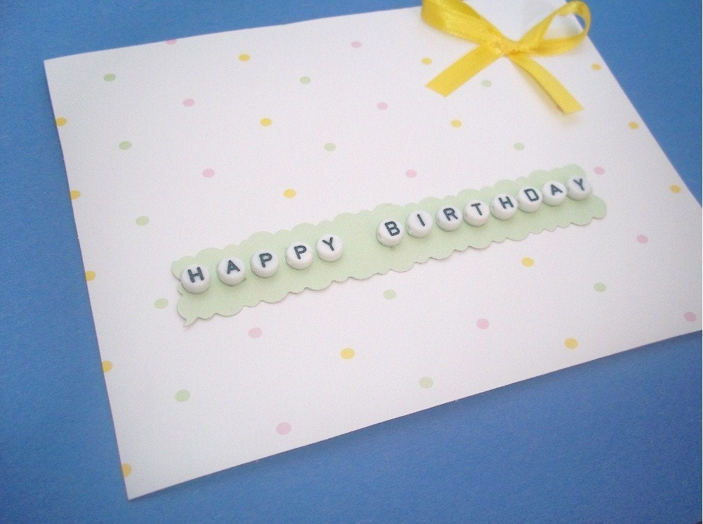 happy birthday card from sassy style cards