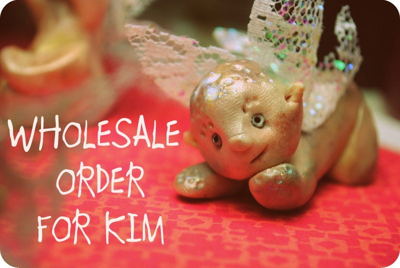 Wholesale Order for Kim
